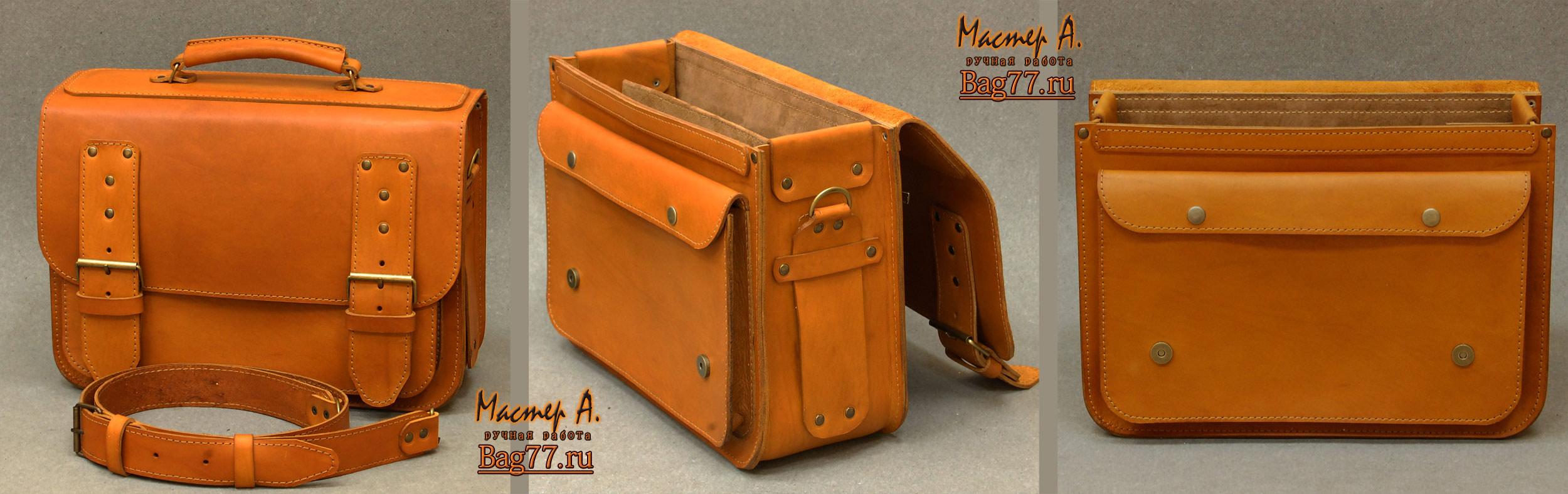 VANhandmade Индивидуальный пошив Кожаные рюкзаки